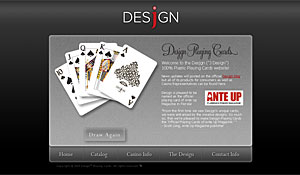 Desjgn Playing Cards